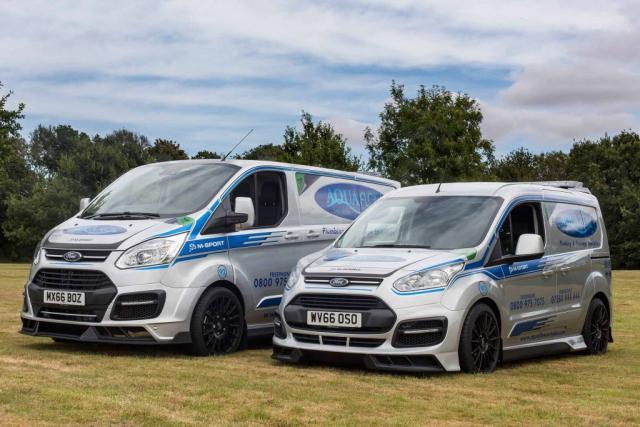 Aquaflow Services M Sport Range Vehicles
